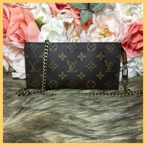 Authentic Louis Vuitton Small Pouch
